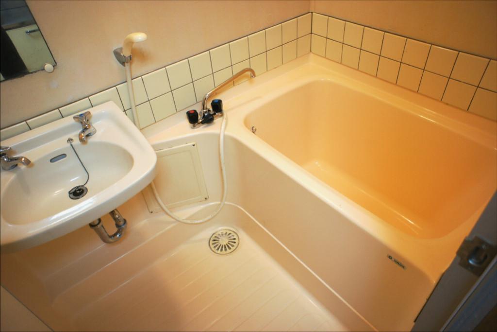 コーポ岩谷 浴室
