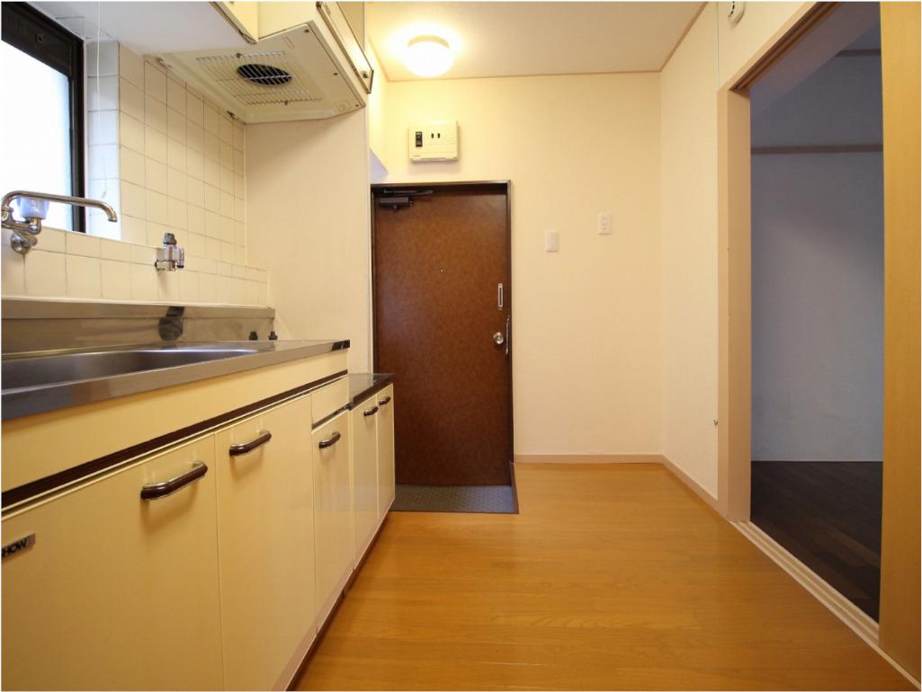 コーポ岩谷106号室 キッチン