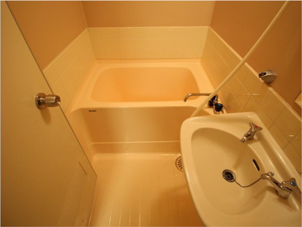 コーポ岩谷106号室 浴室