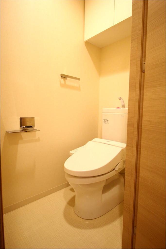 クレアホームズ榴ヶ岡公園テラス トイレ